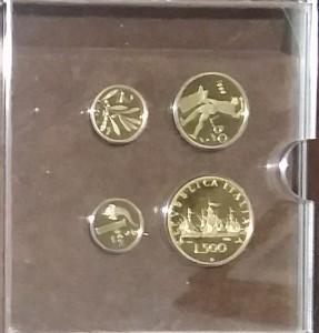 Collezione Lira In Oro