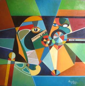 Antonio Anastasia – Geometrie
