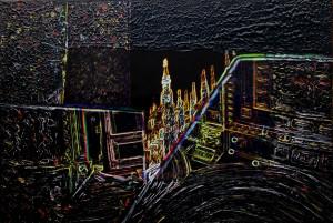Roberto Denti – Le vibrazioni ondulatorie della materia: la Madonnina-Milano