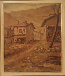Gianni Fioraso – Paesaggio Piemontese