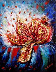 Natalia Morozova – Esplosione