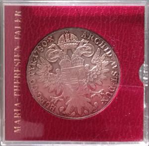 Maria Teresa d'Austria – Moneta commemorativa