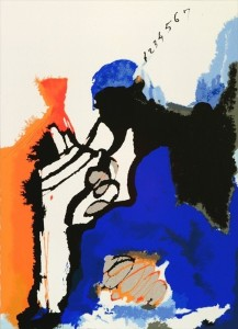 Salvador Dalì – Senza Titolo