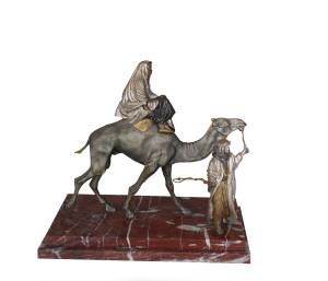 A. Messina – Guida Araba con Donna