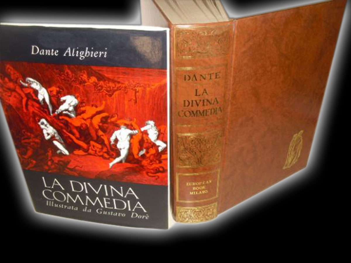 La Divina Commedia – European Book