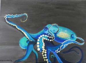 Nataliya Teslenko – Octopus Mind