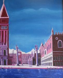 Salvatore Anastasi – Piazza San Marco
