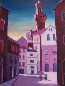 Salvatore Anastasi – Tra le vie di Firenze