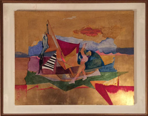 Eugenio Pardini – Barca Pescatore