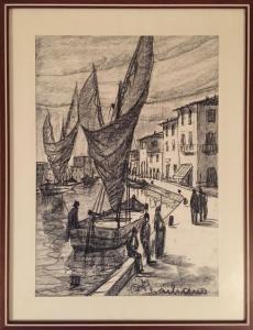 Antonio D'arliano – Molo di Viareggio