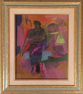 Eugenio Pardini – Pescatore