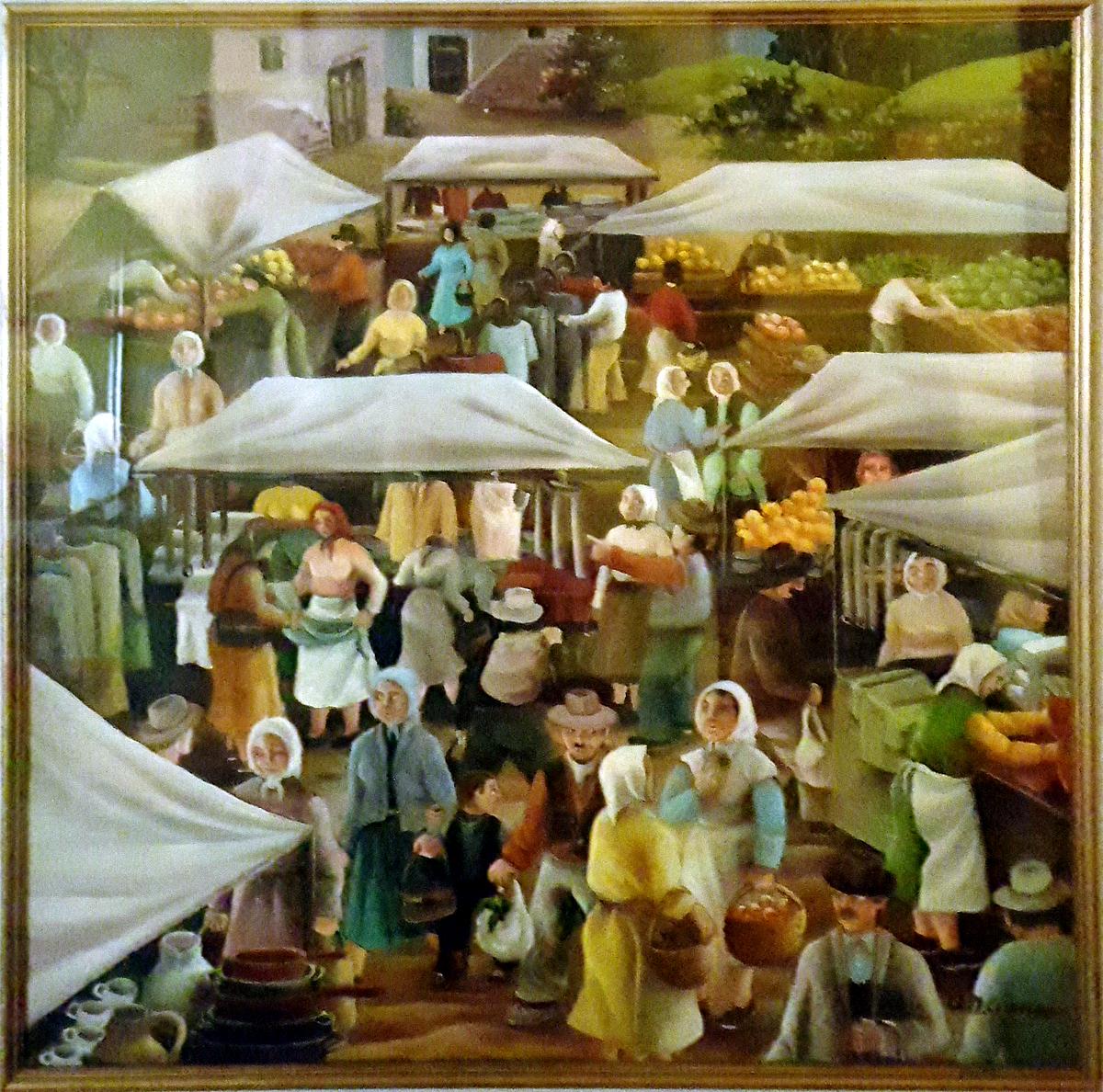 Annamaria Cianca – Il Mercato
