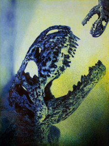 Bruno Larini – Cibo fossile