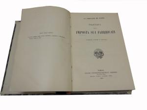 Trattato della Imposta sui Fabbricati – Utet