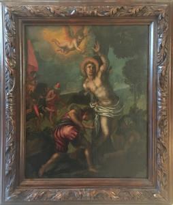 Artista Anonimo – San Sebastiano