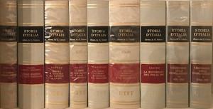 Storia d'italia – Utet