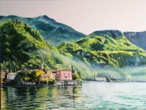 Gianfranco Combi – Acqua di lago