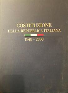 Costituzione della Repubblica Italiana – Editalia