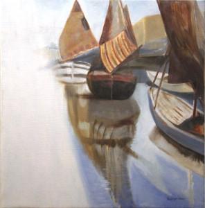 Annamaria Napolitano – Barche a vela