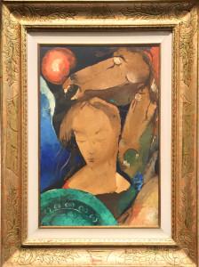 Antonio Luci – Volto di donna