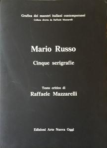 Mario Russo – Cinque Serigrafie