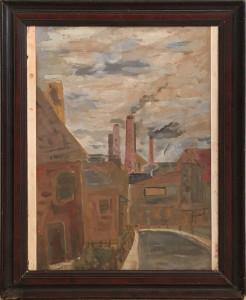 Peter Jarvis – Midland Industrial Landscape
