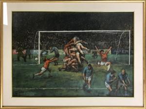 Walter Molino – Il Gol