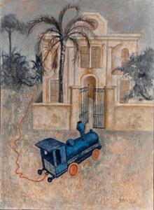 Enrico Benaglia – Il Treno Azzurro