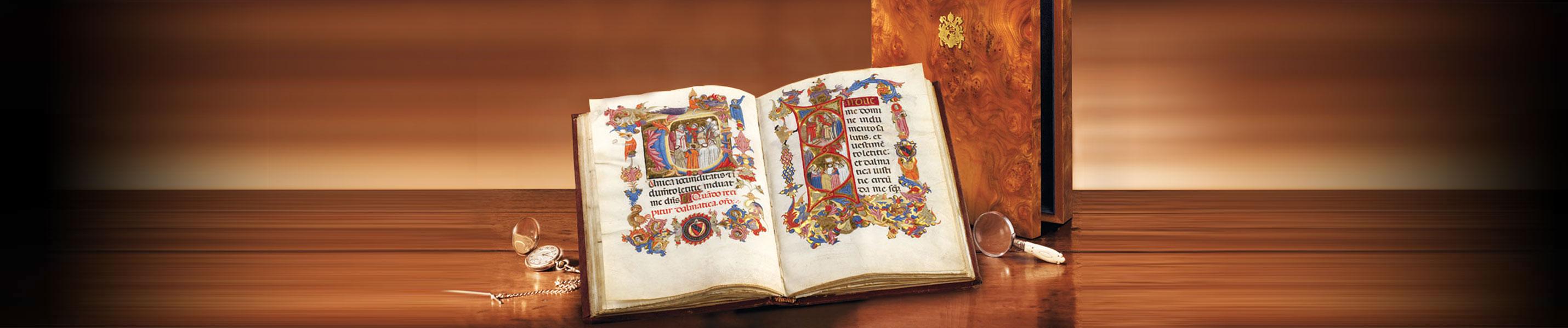Il Pontificale di Bonifacio IX – ArtCodex