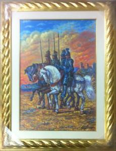 Giovan Francesco Gonzaga – Cavalieri Gonzagheschi
