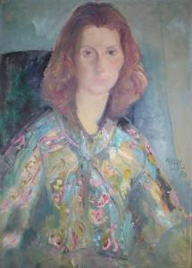 Walter Madoi – Ritratto di Signora