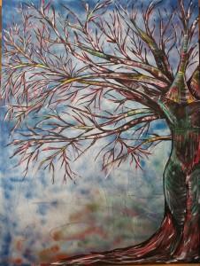 Angelica Di Francesco – Donna albero