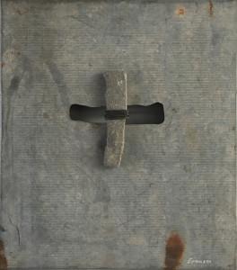 Epeo – Croce con pietra