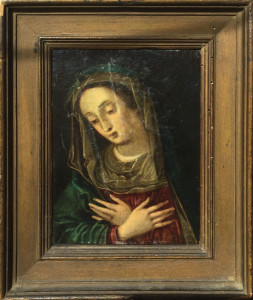 Tintoretto – Madonna