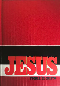 Jesus (storia di Cristo) – Saie
