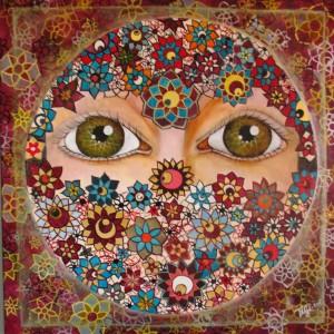Tiziana Gualandi – Lo sguardo decò – Impression