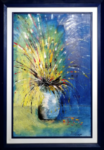 Gianpiero Montenegro – Vaso di fiori