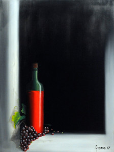 Claudio Gioria – Rosso Divino