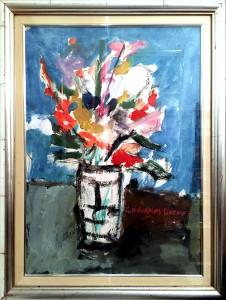 Jimenez – Vaso di fiori
