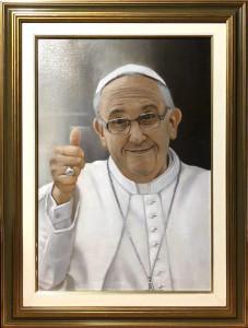 Elisabetta Legrenzi – Papa Francesco
