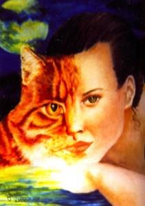 Tiziana Gualandi – La donna gatto