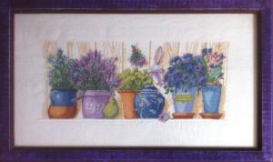 Bianca Farris – Vasi di fiori