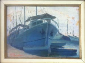 Umberto Maestrucci – Barche