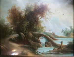 G. Bellini – Casa sul lago