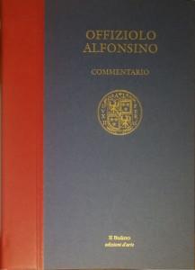 Offiziolo Alfonsino – Il Bulino