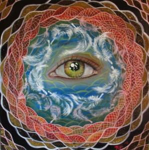 Tiziana Gualandi – L'occhio di luce