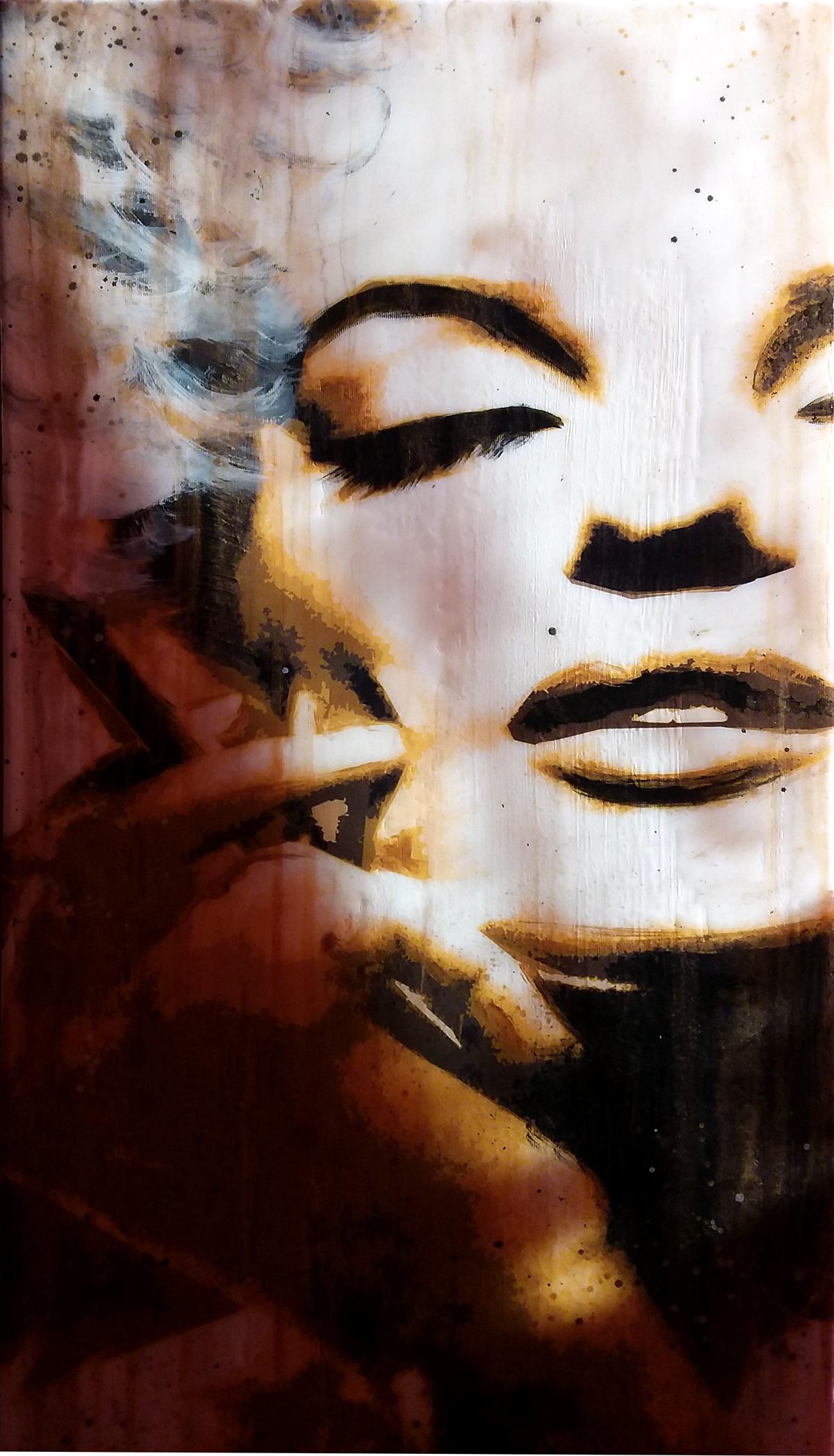 Alex Turco – Marilyn Rossa