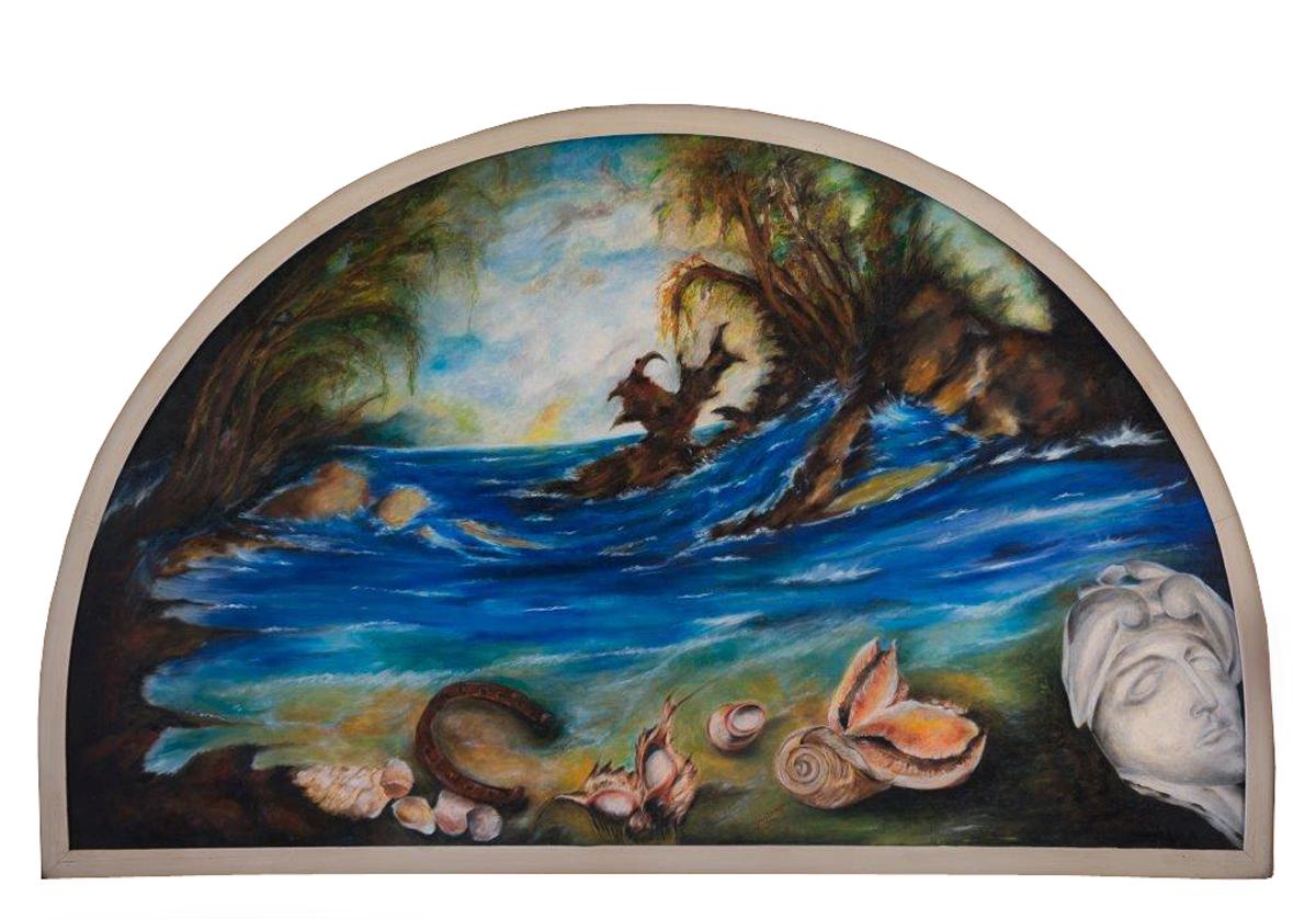 Genny Dimaggio – Come l'acqua nel mare
