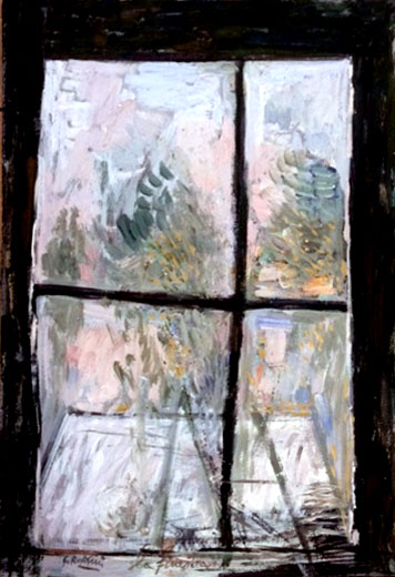 Giulio Ruffini – La finestra