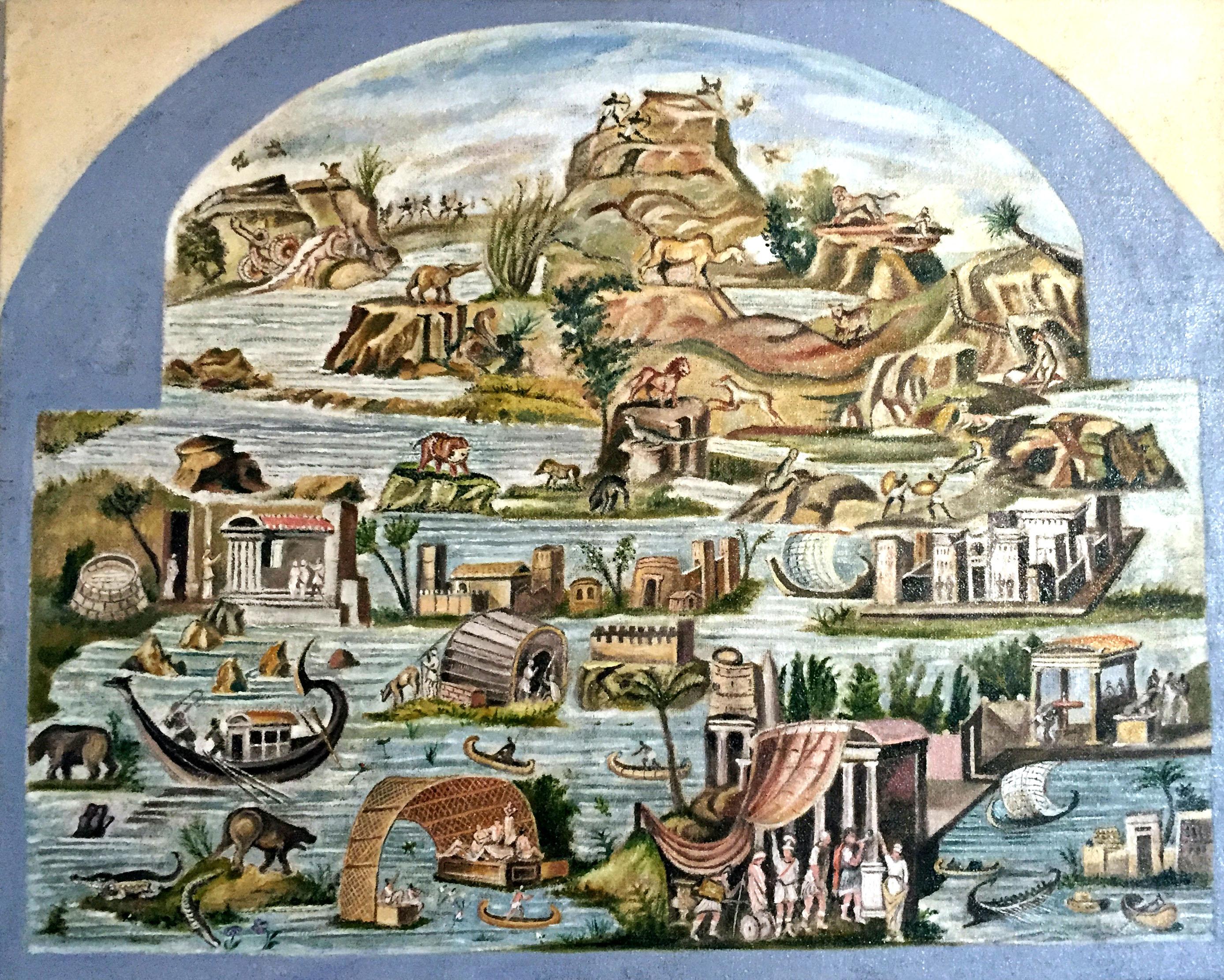 Emilio Navarino – L'impero del fiume